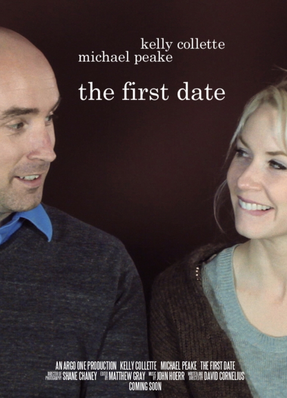 The First Date - Poster