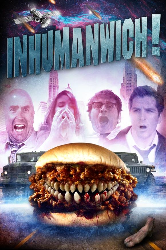 Inhumanwich! DVD art